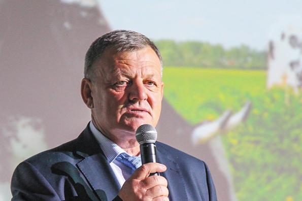 Регионы СФО, в том числе Новосибирская область, должны по продуктивности в животноводстве достичь среднероссийских показателей