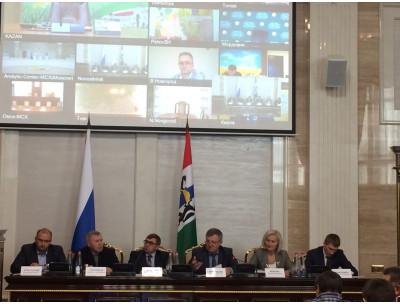 Cелекторное совещание по вопросам мониторинга и регулирования рынка зерна