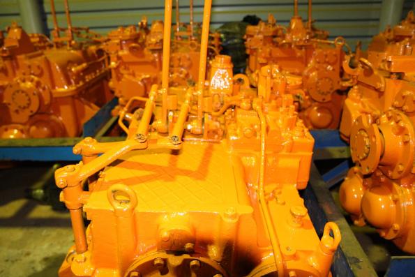 Ремонт К–700 и Т–150 по ценам 2010 года.