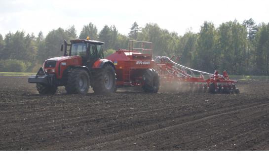 О готовности сельхозтоваропроизводителей Новосибирской области к проведению весенне-полевых работ в 2018 году