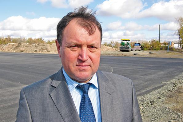 Пётр Шилин, глава Кочковского района Новосибирской области