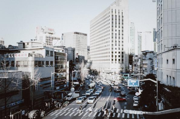 Hoehyeon-dong, Jung-gu, Seoul, Korea