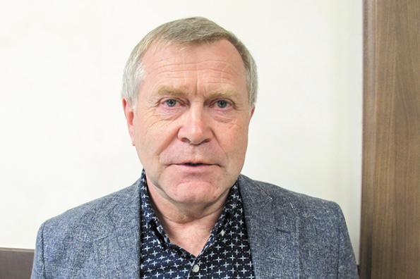 Александр Тепляков, гендиректор «Новосибирской продовольственной корпорации»