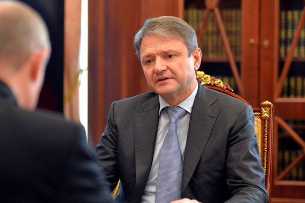 Александр Ткачев. Фото: kremlin.ru