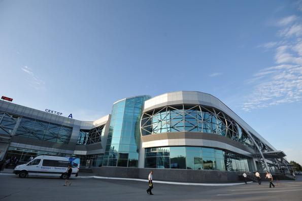 Аэропорт «Толмачево».