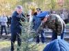 Врио Губернатора Андрей Травников принял участие в закладке памятной аллеи к 80-летию Новосибирской области