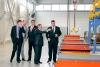 Открытие нового производства группы компаний «Металл Профиль»